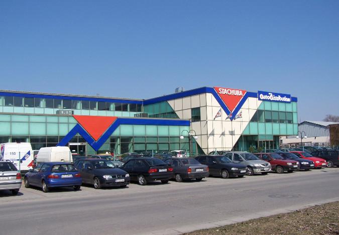 Centrum dystrybucyjne na sprzedaż, Kraków Nowa Huta, 9391 m² | Morizon.pl | 0532
