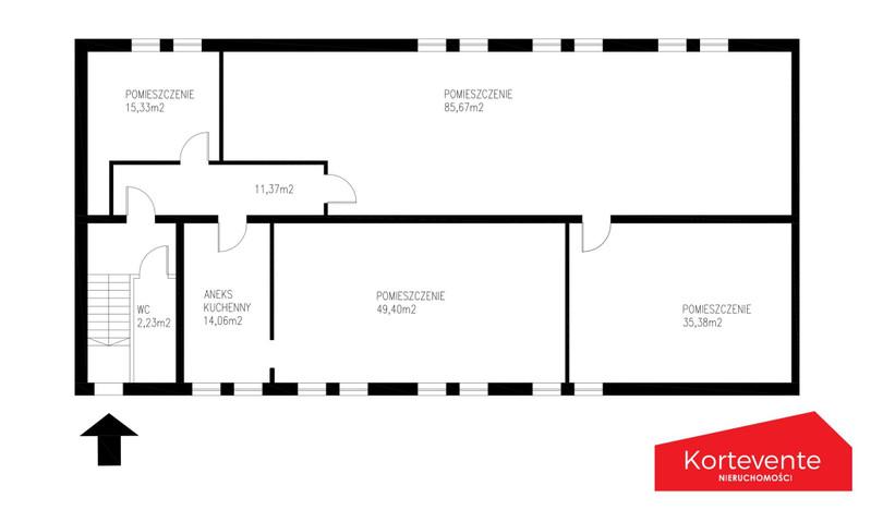 Magazyn do wynajęcia, Poznań Grunwald Południe, 231 m² | Morizon.pl | 2061