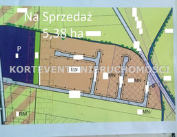 Działka na sprzedaż, Swarzędz, 53818 m²