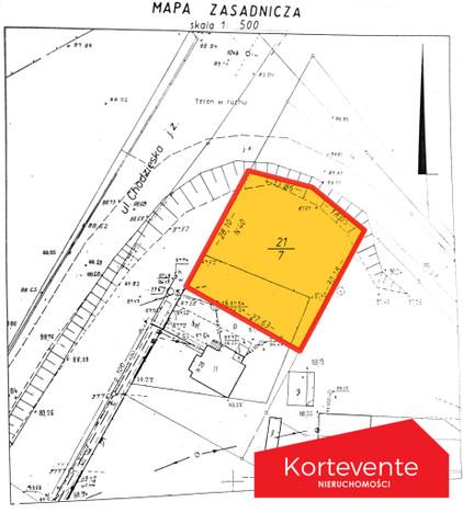 Działka na sprzedaż, Poznań Jeżyce, 852 m² | Morizon.pl | 4617