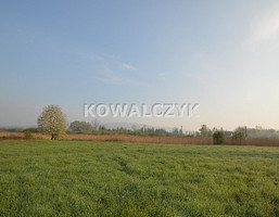 Działka na sprzedaż, Kraków Os. Kliny Zacisze, 856 m²