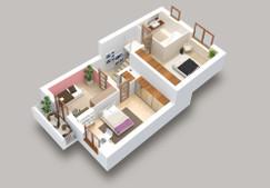 Dom w inwestycji Wołynian 13-23, Lublin, 129 m²
