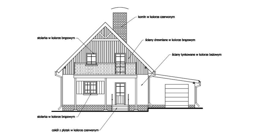 Dom na sprzedaż, Stara Białka, 145 m² | Morizon.pl | 6019