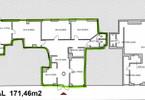 Lokal użytkowy do wynajęcia, Warszawa Mokotów, 172 m²