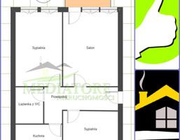 Mieszkanie na sprzedaż, Łódź Koziny, 55 m²