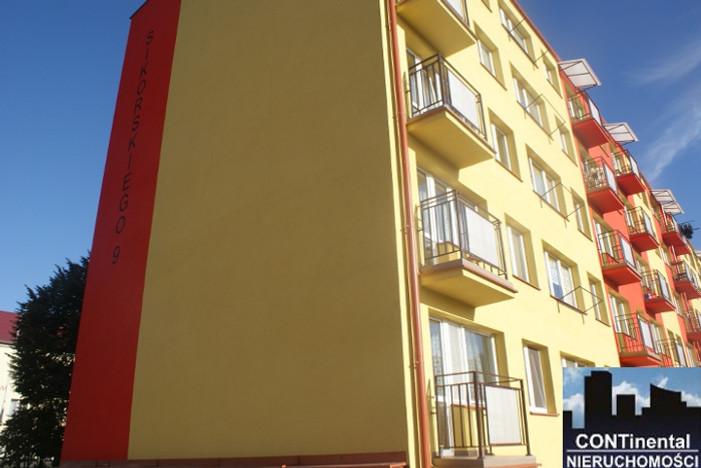 Mieszkanie na sprzedaż, Łapy Sikorskiego 9, 32 m² | Morizon.pl | 9123