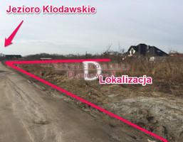 Działka na sprzedaż, Kłodawa Flisacka, 1373 m²