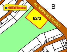 Działka na sprzedaż, Borne Sulinowo Al. Niepodległości, 6009 m²