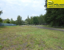 Działka na sprzedaż, Sosnowiec Niwka, 5715 m²