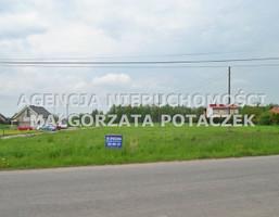 Działka na sprzedaż, Jawiszowice, 1465 m²