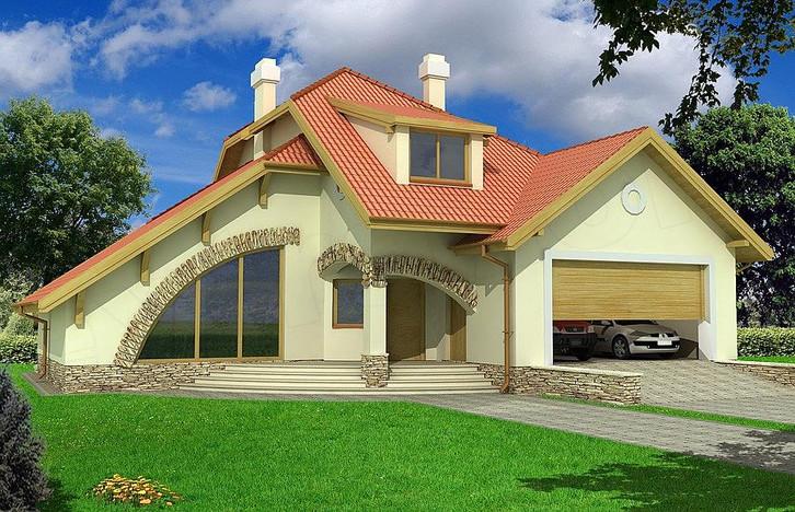 Dom na sprzedaż, Ostrówek, 168 m² | Morizon.pl | 1109
