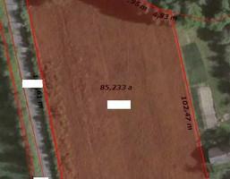 Działka na sprzedaż, Kaczyce, 8512 m²