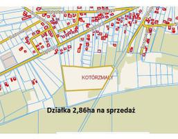Działka na sprzedaż, Kotórz Mały Opolska, 28600 m²