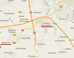 Działka na sprzedaż, Małuszów, 2300 m²