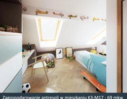 Mieszkanie w inwestycji ZŁOTA PODKOWA, Wrocław, 69 m²