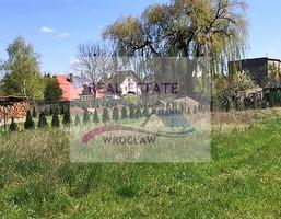 Działka na sprzedaż, Wrocław Poświętne, 1230 m²