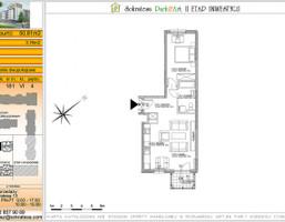 Mieszkanie w inwestycji Sokratesa Park, Warszawa, 51 m²