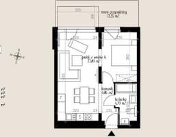 Mieszkanie na sprzedaż, Zielona Góra, 42 m²