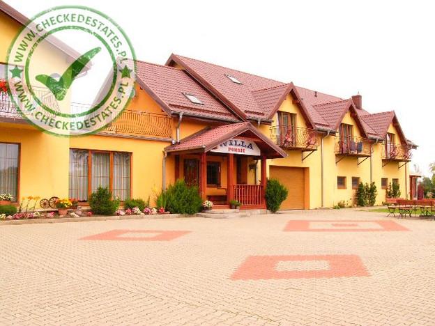 Pensjonat na sprzedaż, Kozin, 628 m² | Morizon.pl | 5910