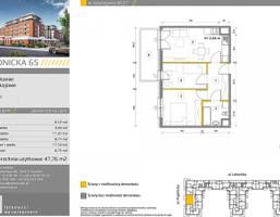 Mieszkanie w inwestycji Prądnicka 65, Kraków, 48 m²