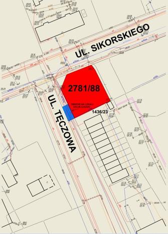 Działka na sprzedaż, Ełk Tęczowa, 652 m² | Morizon.pl | 3375