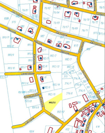 Działka na sprzedaż, Ośno Lubuskie, 1875 m² | Morizon.pl | 5936
