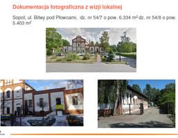 Działka na sprzedaż, Sopot Bitwy pod Płowcami 25, 11737 m²
