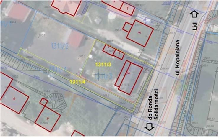 Działka na sprzedaż, Starachowice Kopalniana, 450 m² | Morizon.pl | 0733