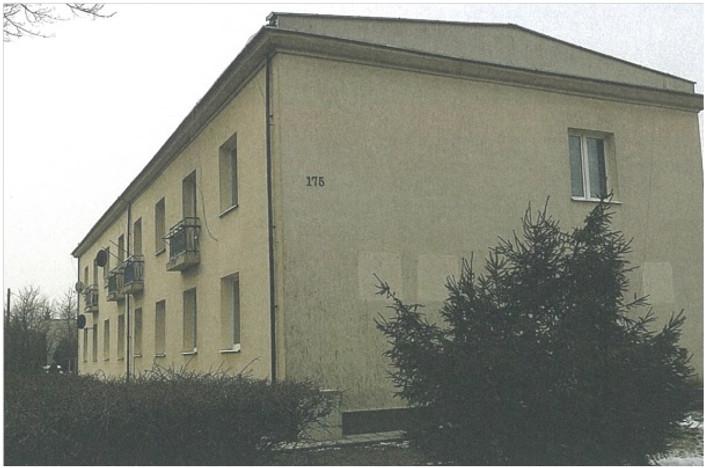 Kawalerka na sprzedaż, Ostrowite, 36 m² | Morizon.pl | 5650