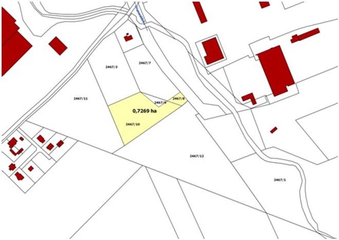 Działka na sprzedaż, Śrem, 7269 m² | Morizon.pl | 2300