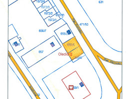 Działka na sprzedaż, Olecko Plac Wolności, 171 m²