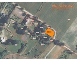 Działka na sprzedaż, Niestkowo, 929 m²