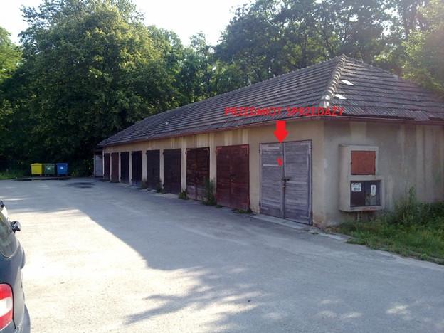 Garaż na sprzedaż, Wodzisław Śląski Dębowa, 16 m² | Morizon.pl | 2400