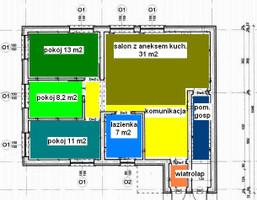 Mieszkanie na sprzedaż, Lutynia, 94 m²