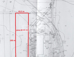 Działka na sprzedaż, Lubin, 8294 m²