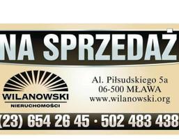 Działka na sprzedaż, Wiśniewo, 1726 m²