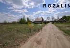 Działka na sprzedaż, Rozalin, 1600 m²