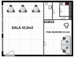 Lokal użytkowy do wynajęcia, Szczecin Centrum, 74 m²