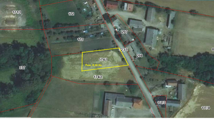 Działka na sprzedaż, Chełmek, 1600 m² | Morizon.pl | 9624