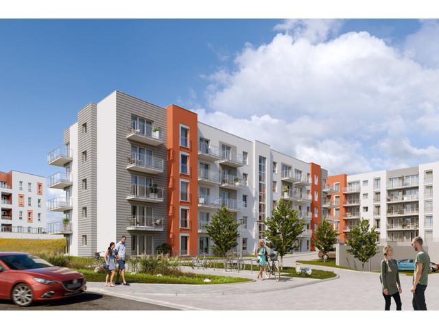 Morizon WP ogłoszenia | Mieszkanie w inwestycji SŁONECZNE WZGÓRZA, Gdańsk, 82 m² | 5074