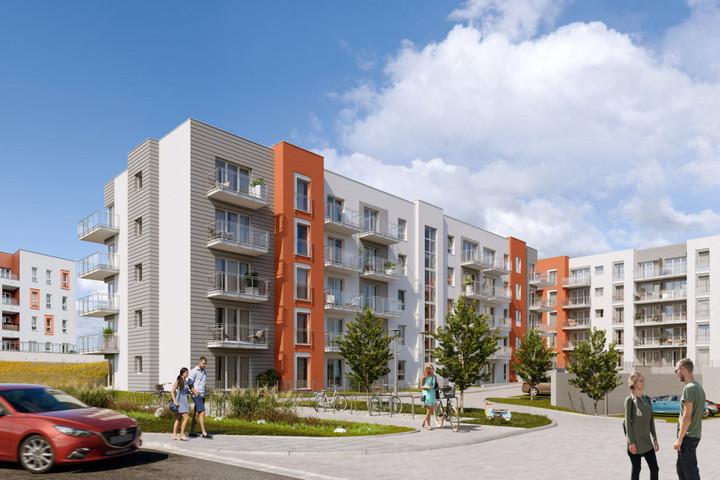 Morizon WP ogłoszenia | Nowa inwestycja - SŁONECZNE WZGÓRZA, Gdańsk Ujeścisko-Łostowice, 31-82 m² | 1940