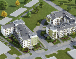 Mieszkanie w inwestycji Słoneczne Miasteczko, Kraków, 63 m²