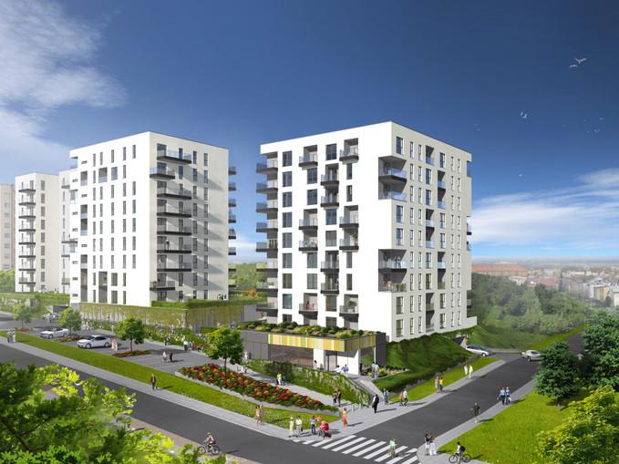 Morizon WP ogłoszenia | Nowa inwestycja - Signum, Gdynia Pogórze, 44-70 m² | 3212