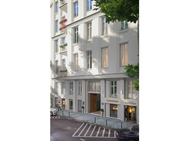 Morizon WP ogłoszenia | Mieszkanie w inwestycji Noakowskiego 16, Warszawa, 125 m² | 3954