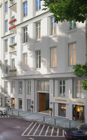 Morizon WP ogłoszenia | Mieszkanie w inwestycji Noakowskiego 16, Warszawa, 111 m² | 2747