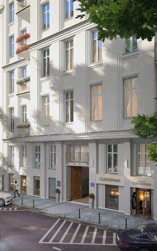 Morizon WP ogłoszenia | Nowa inwestycja - Noakowskiego 16, Warszawa Śródmieście, 31-213 m² | 4842