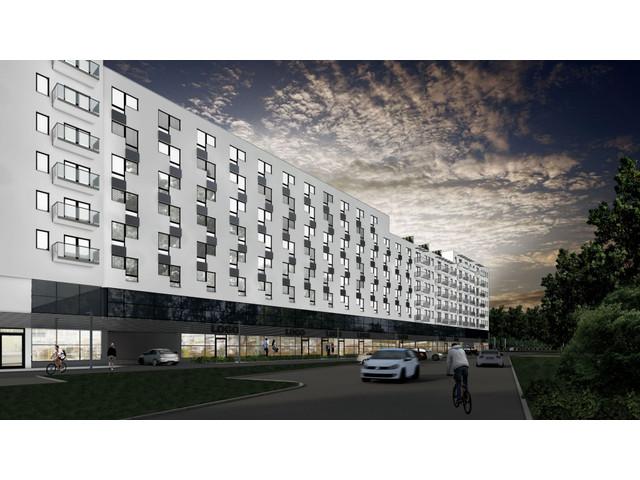 Morizon WP ogłoszenia | Biuro w inwestycji Legnicka Street 2, Wrocław, 302 m² | 4246