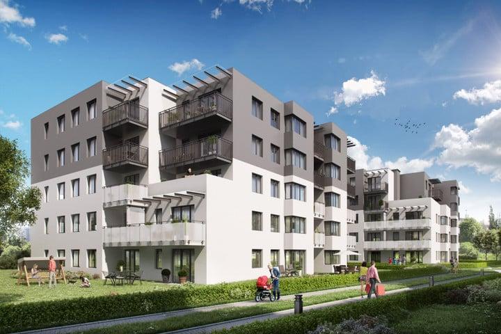 Morizon WP ogłoszenia | Nowa inwestycja - Neptun, Ząbki ul. Powstańców 43, 41-115 m² | 5221