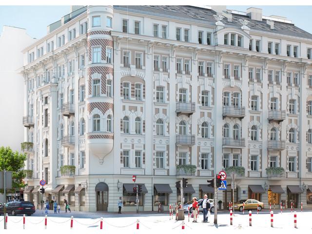 Morizon WP ogłoszenia   Mieszkanie w inwestycji Okrzei 26, Warszawa, 136 m²   4322