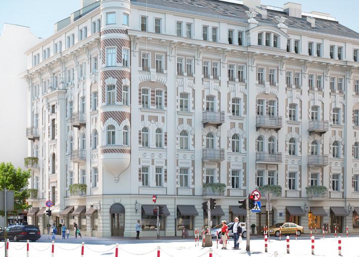 Morizon WP ogłoszenia   Nowa inwestycja - Okrzei 26, Warszawa Praga-Północ, 30-161 m²   6461